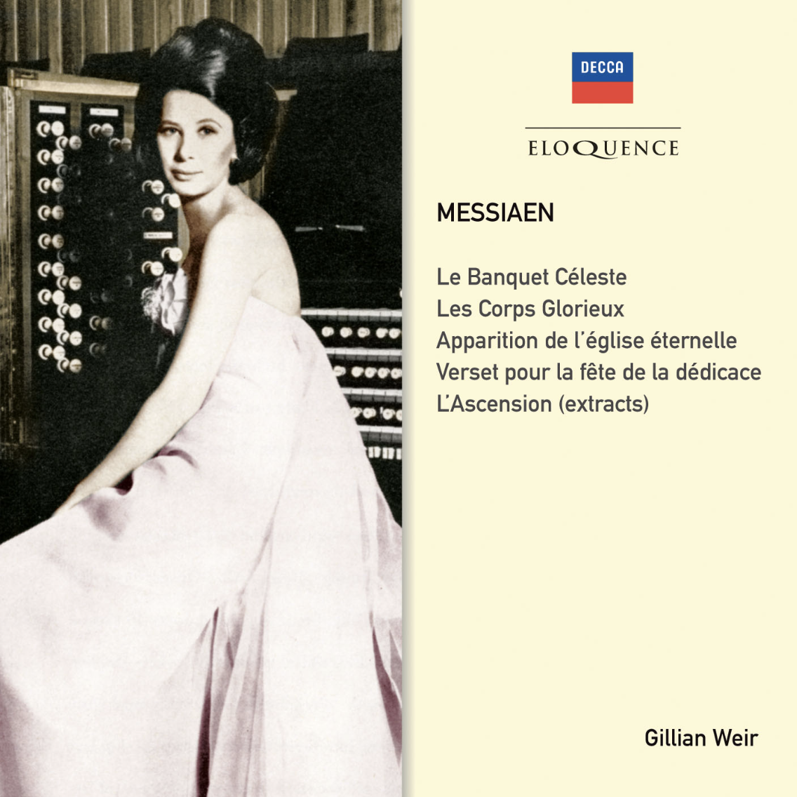 Gillian Weir Messiaen